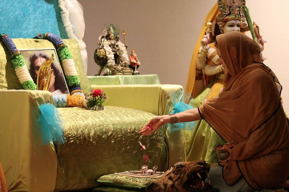 Temple-Prayers