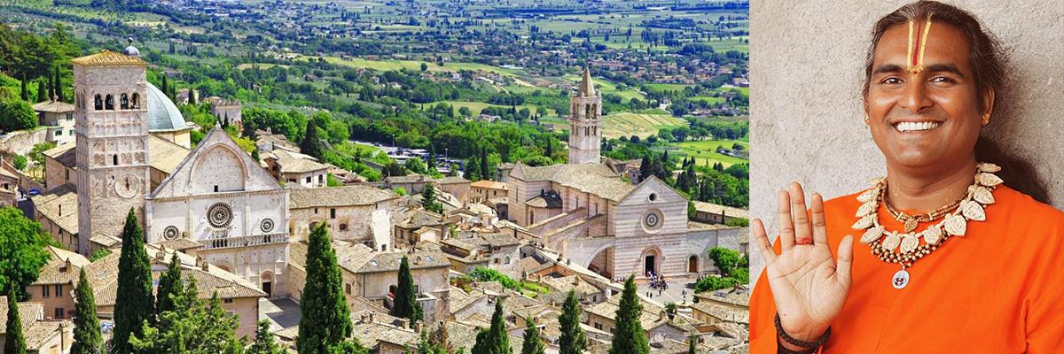 Assisi+Guruji